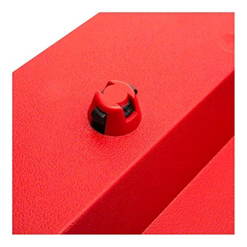 Reebok Step schwarz rot Stepper Steppbrett - 4