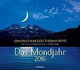 Das Mondjahr 2016: Wandkalender mit Fotos von Gerhard Eisenschink