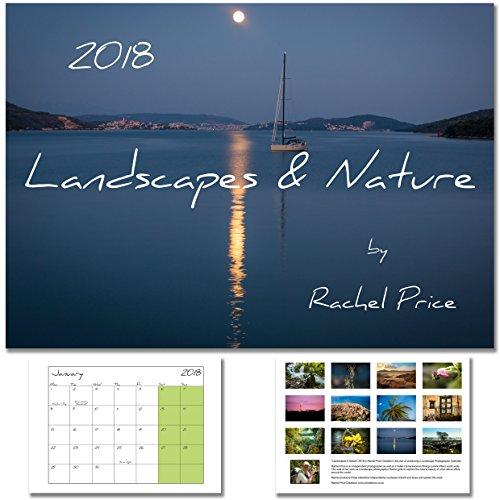 Landscape & Nature Calendar 2018 - Photography Wall Art