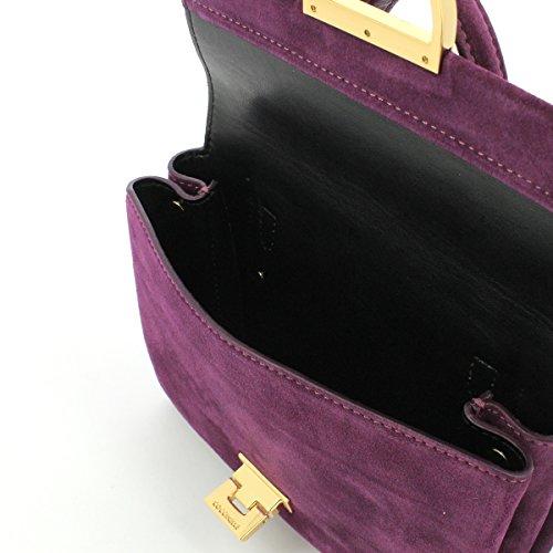 Coccinelle Minibag Arlettis Suede Mini 55B7 Raisin