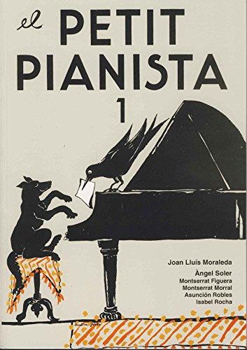 El petit pianista 1 (El pequeño pianista) por Asunción Robles