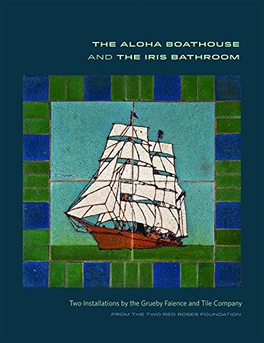 The aloha boathouse and the iris bathroom par Susan J. Montgomery