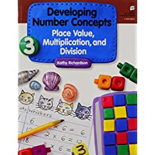 Developing Number Concepts Book 3: Place Value Multiplication & Divisiongrade K/3 Copyright 1999