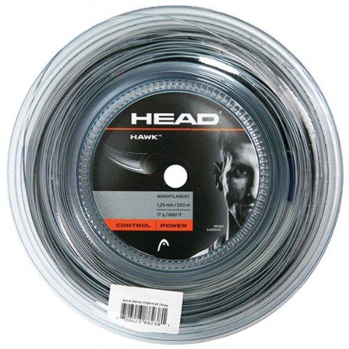 head-hawk-corda-tennis-matassa-grigio-130mm