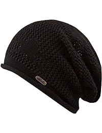 Chillouts Unisex Beanie Quito Hat black