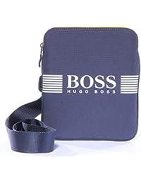 BOSS Hugo Pixel_S zip env - 100% Polyamide Mini Bag Hombres Bolsas