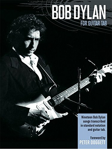 Bob Dylan: Guitar Tab Collection. Partitions pour Tablature Guitare, Guitare