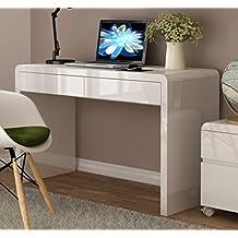 suchergebnis auf f r schreibtisch wei hochglanz. Black Bedroom Furniture Sets. Home Design Ideas