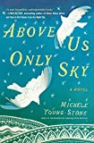 Front cover for the book Above Us Only Sky: A Novel by Michele Young-Stone