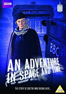 An Adventure in Space and Time [DVD]