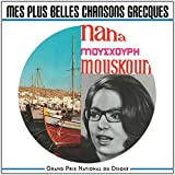 Mes plus belles chansons grecques / Nana Mouskouri | Mouskouri, Nana. Chanteur