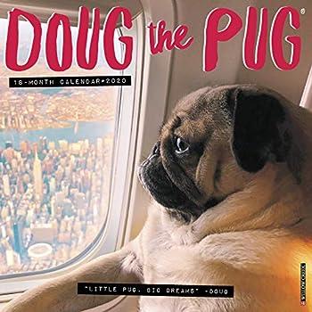 Doug the Pug 2020 Calendar