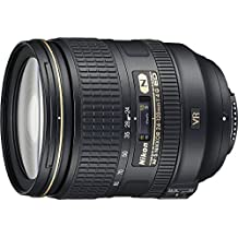 Nikon 24–120mm f/4G ED VR AF-S Nikkor Objektiv für Nikon Digital SLR, Zertifiziert und generalüberholt