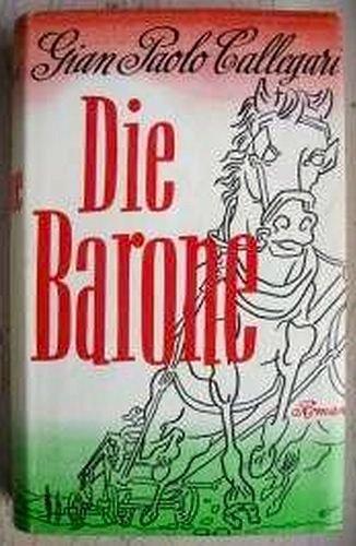 Die Barone. Roman.