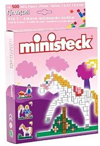Ministeck Creativ - Mosaico con Rejilla