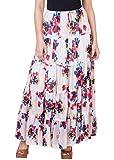 14Forty Women's Full Skirt (skirt1009_Mu...