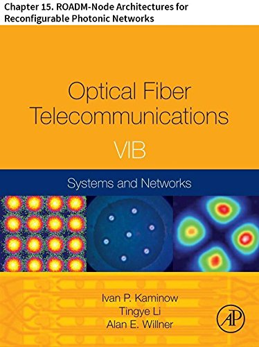 Optical Fiber Telecommunications VIB: Chapter 15. ROADM-Node Architectures for Reconfigurable Photonic Networks (Optics and Photonics) (English Edition) Ge Digital Receiver