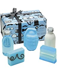 Bomb Cosmetics The Distinguished Gentleman Handmade Gift Pack