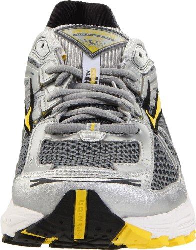 Brooks Adrenaline, Herren Sneaker Gelb (primer grau/shadow/empire/silber/schwarz)