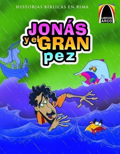 Jonas y El Gran Pez (Jonah and the Very Big Fish ) (Spanish Arch Books) by Sarah Fletcher (2012) Paperback por Sarah Fletcher