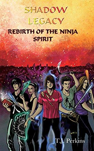 Rebirth of the Ninja - Spirit (Shadow Legacy Book 5 ...