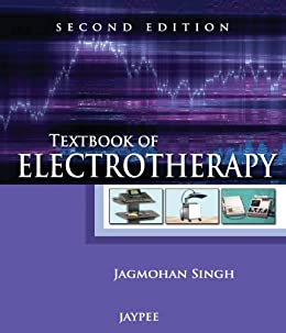 Textbook of Electrotherapy by [Jagmohan, Singh]