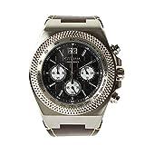 Otumm Big Date Stahl 45mm Leder Armband Farbe 01 BDSTL-45001 Unisex Big Date Uhr