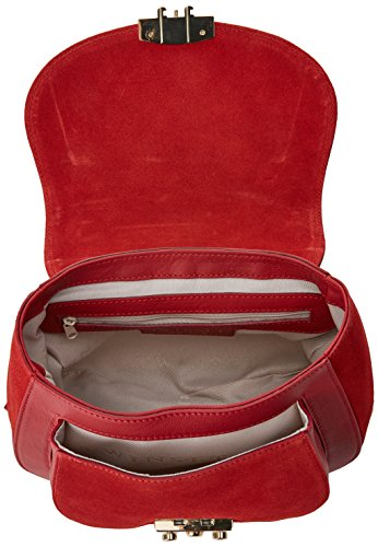 Twin-Set As7t4d, Sacs bandoulière Rosso (Ultra Red)