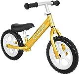 Cruzee GOLD - UltraLeicht Laufrad (1,9 kg) fur kinder ab 1.5 bis 5 Jahre