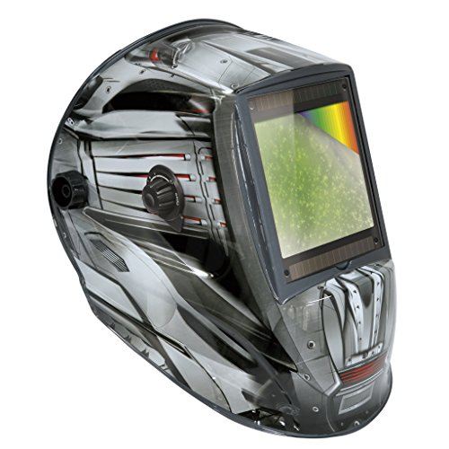 Outil informatique 037229 True Colour 5-9/9-13 Alien casque de LCD, XXL