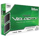 Wilson Staff Tour Velocity Feel Ensemble de 15 balles de golf