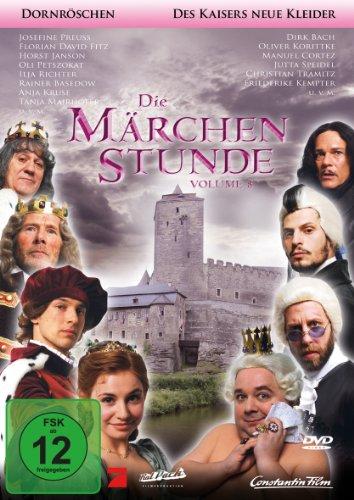Volume 8: Dornröschen & Des Kaisers neue Kleider