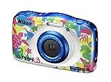 Nikon Coolpix W100 Marine Kompaktkamera (6,9 cm (2,7 Zoll), 13,2 Megapixel) mehrfarbig - 3