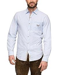 Stockerpoint Herren Trachtenhemd Hemd Jesse
