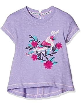 Hatley Short Sleeve Graphic Tees, Maglietta Bambina