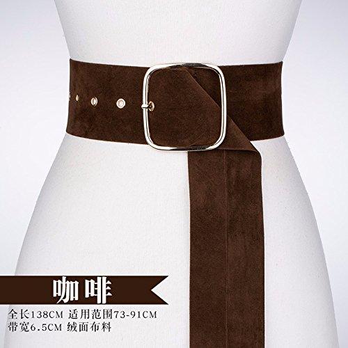 die neue frühjahr und sommer 2018 mode - band unter frauen große dekorative pullover kleid gürtel große jacke,Brown - Mädchen Brown-leder-jacken Für