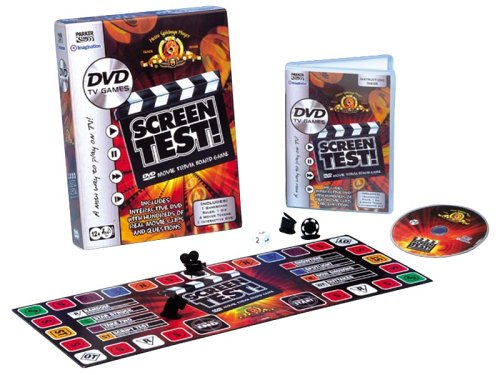 Hasbro - MGM Screen Test! DVD Br...
