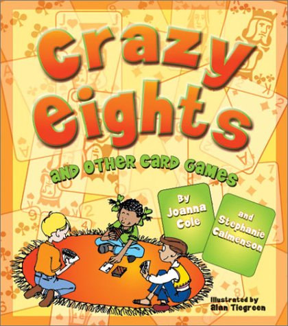 Crazy Eights: And Other Card Games (Online Crazy Eights Kartenspiel)