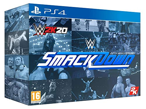 Wwe 2k20 - édition Collector
