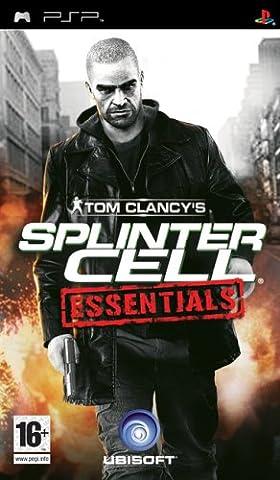 Splinter Cell Psp - Tom Clancy's Splinter Cell Essentials (PSP) [import