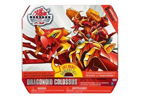 Bakugan Gundalian Invaders - Dragonoid Colossus