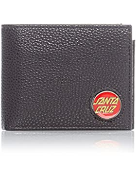 Cartera Santa Cruz: Classic Badge BK