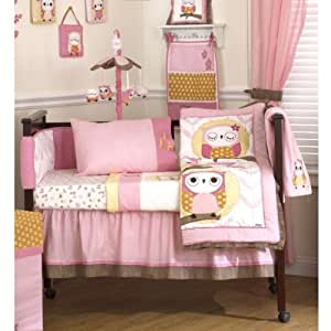 Kidsline In the Woods Cot Set (5 Pieces)