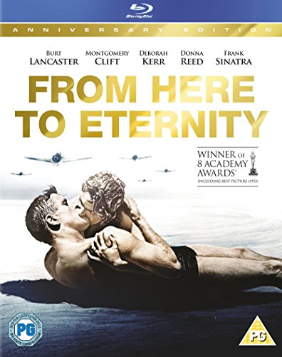 From Here to Eternity [Blu-ray] [UK Import] (Columbia Home Adler)