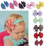 10PC Babys Headband Hairband