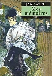 Mes mémoires suivi de Cours de danse fin-de-siècle