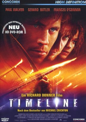 Timeline - Bald wirst du Geschichte sein (WMV HD-DVD)