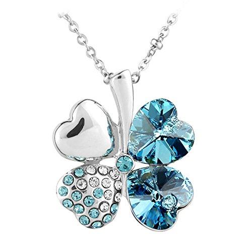 le-premium-kleeblatt-kette-mit-swarovski-kristallen-aquamarin-blau