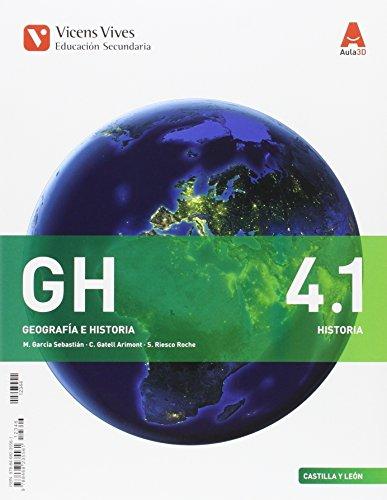 Gh 4 (41 - 42) castilla y leon historia aula 3d: 000002