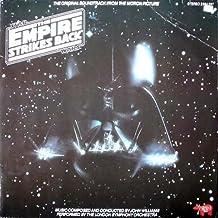 (VINYL LP) Star Wars / The Empire Strikes Back